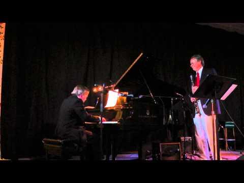 """STRIKE UP THE BAND"": BOB REITMEIER / KEITH INGHAM at JAZZ AT CHAUTAUQUA 2012"