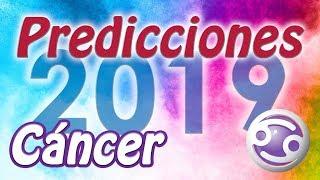 Predicciones 2019 - CÁNCER por Anna Azuara