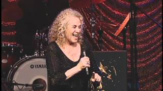 Carole King Receives the BMI Icon Award at the 2012 BMI Pop Awards