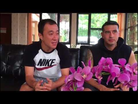 Sriwijaya FC ( SFC ), Yu Hyun-koo dan Esteban Vizcarra Menceritakan Pertemanannya