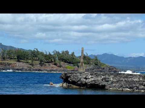 Hanamaulu Bay and Ahukini Recreational Pier 3 - Pono Taxi - 808-634-4744 - Kauai Taxi and Tours