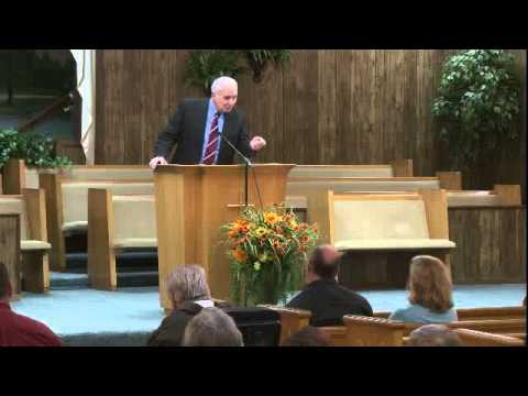 Parable of The Sower (Pastor Charles Lawson)