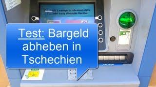 Geld abheben in Tschechien | kostenlos oder doch eine Falle?