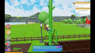 Roblox - Welcome to Farmtown Ep 2 Selling Magic Beans