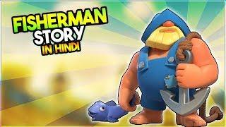 """FISHERMAN"" Story of Fisherman in Hindi | Clash stories in Hindi| Episode -66"