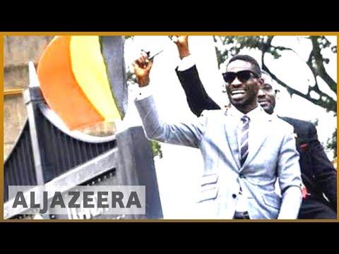 🇺🇬 Uganda pop star-turned-opposition leader Bobi Wine to face court | Al Jazeera English