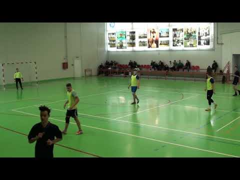 RMDSz Mikulás Kupa 2019 : Eminescu - Bors 4-1
