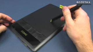 Графический планшет Wacom Bamboo Pen&Touch(Видеообзор дигитайзера (графического планшета) Wacom Bamboo Pen&Touch. Подробнее о товаре: ..., 2011-12-23T13:56:38.000Z)