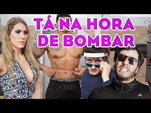 TA NA HORA DE BOMBAR