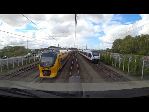 CABVIEW HOLLAND Enschede - Schiphol - Hoofddorp Opstel ICM 2017