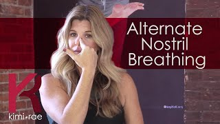 Alternate Nostril Breathing (Nadi Shodhanana)