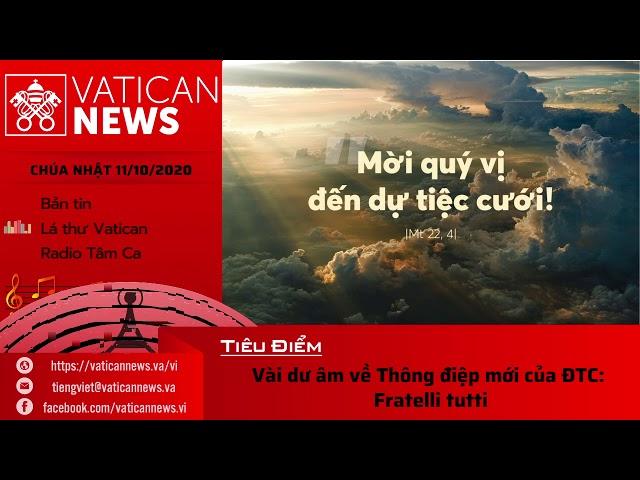 Radio: Vatican News Tiếng Việt Chúa Nhật