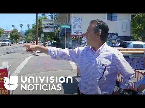 Concejal de Oakland asegura que señalizarán calle donde atropellaron a familia hispana