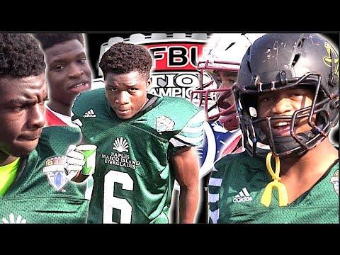 🔥🎬 8th Grade GFL (Georgia) vs South Atlanta : FBU Regional Semi-FInal - UTR Highlight Mix