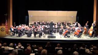 Theme from 2001 Space Odyssey Senior Pops Orchestra of