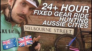 Cycling Around Australia in the UK 🇦🇺 Road Names Challenge [1/2]
