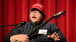 Riley Baugus - False Hearted Lovers Blues (Midwest Banjo Camp 2013)