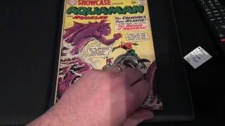 Showcase #30 Aquaman 1st appearance Jan-Feb 1961