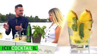 COOL Cocktail Challenge #2: Mr. Toni