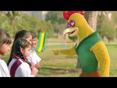 Aik Zaroori Baat  Chuck & Chatty teach kids about bad touch
