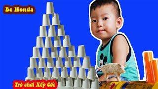 Puzzle game - Trò chơi trò chơi - Trò chơi Xếp Hình kết hợp học đếm số.