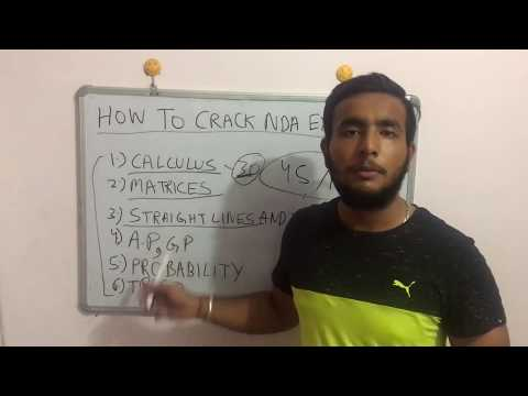 CLEAR NDA EXAM WITH THESE TIPS || 100% GUARANTEED TIPS TO CLEAR NDA EXAM thumbnail