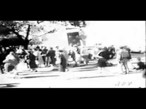 Couch film shows Baker running toward TSBD