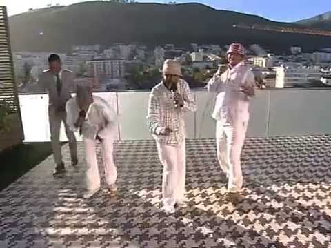 Trompies perform on Expresso