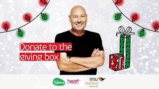 INTU Watford & Heart Hertfordshire - Give A Gift Appeal 2019