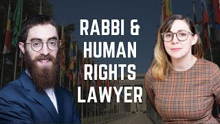 Human Rights and Judaism with Dr. Heather Allansdottir and Rabbi Feldman
