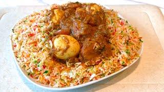 Biryani recipe  Biriani  How to cook a tasty and easy biryani step by step  Swahili biryani .