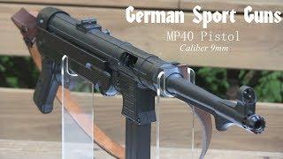 ATI GSG MP40 - It's Back Finally