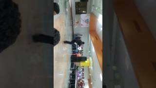 Contemporary dance performance by Akshay Kulkarni