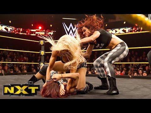 Charlotte vs. Sasha Banks