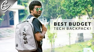 Best Budget Tech Backpack for India!