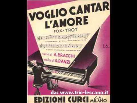 Carlo Buti - Voglio cantar l'amore