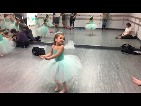 Tesla Loves Dancing--and she's got a knack for it...