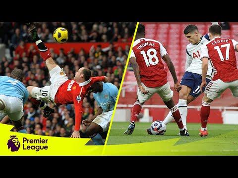 EVERY Premier League Goal of the Season WINNER | Wayne Rooney, Erik Lamela & more!