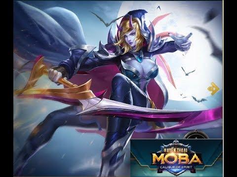 Game moba cực nhẹ trên PC: Huyền Thoại Moba – CALIBUR OF SPIRIT   OmegaTenma
