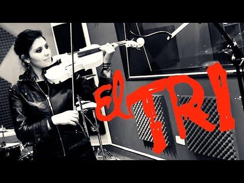 EL TRI (Triste canción de amor)  💿 en VIOLIN ELECTRICO!!