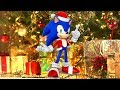 All I Want For Christmas Is You but it's sung by the Sonic Cast
