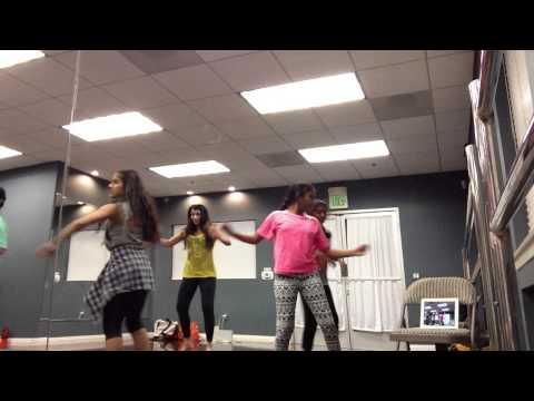 Artesia Youth L2 AMNA Dance AAD #DTIstars Bollywood Mera Mahi Bada Sona Hai (July 2, 2015)
