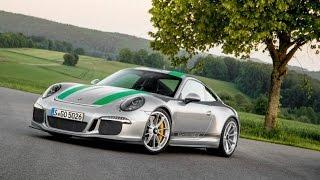 Porsche 911 R 2016 Car Review