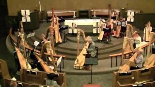 Pachelbel's Canon in D - Harp Ensemble