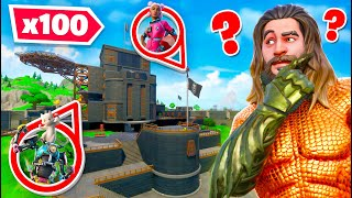 *NEW* 100 Player Hide & Seek in Fortnite! (Chapter 2 Season 3)