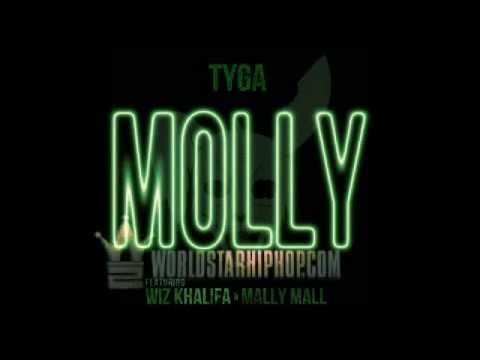 Tyga ft Wiz Khalifa and Mally Mall - Molly (Official Video)