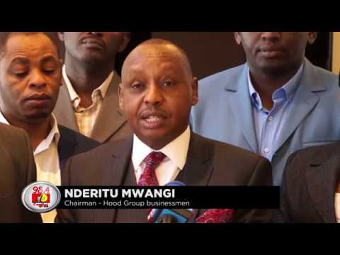 Nairobi business group pushes for political stability