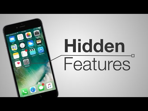 Thumbnail: 10 Hidden iPhone Features You Should Be Using (2017)