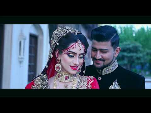 Wajahat & Nayyab Wedding Story