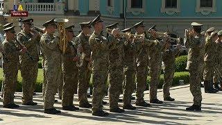 Репетиція інавгурації президента України відбулася в Маріїнському парку
